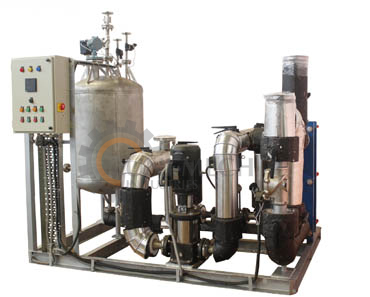 Cooling / Hot Water System Manufacturer